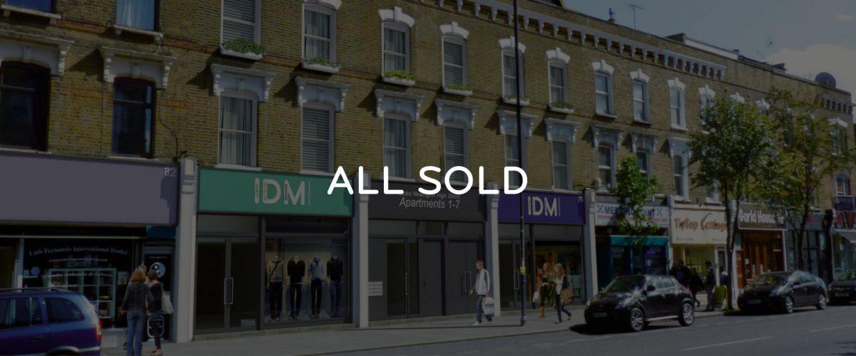 Stoke Newington Property Management